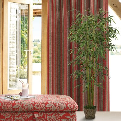 Laura Ashley Home Silk Bamboo Tree in Basket