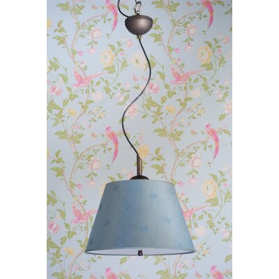 Laura Ashley Home Lucille Raw Silk Barrel Shade