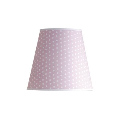Laura Ashley Home Daisy Barrel Shade in Pink