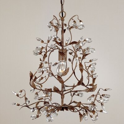 Laura Ashley Home Freya 1 Light Foyer Pendant