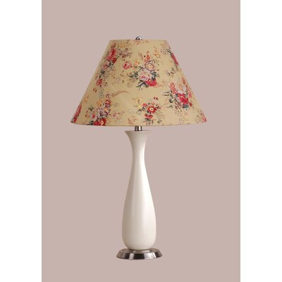 Laura Ashley Home Penelope Table Lamp with Angelica Shade