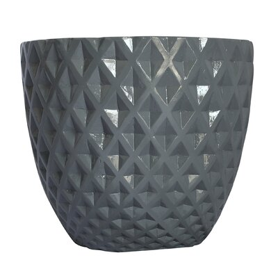 Laura Ashley Home Round Honeycomb Planter
