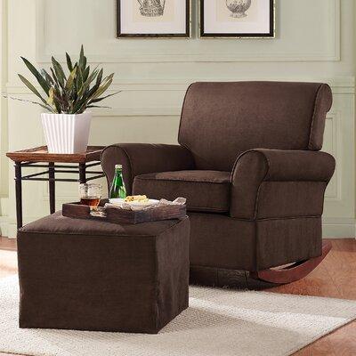 Baby Relax Mackenzie Rocking Chair and Ottoman  Wayfair