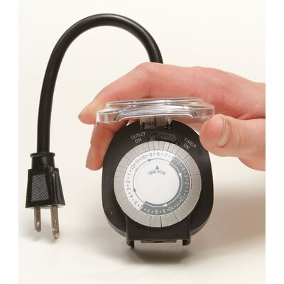 Good Choice Timer with Waterproof Safety Cover
