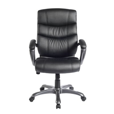 "Techni Mobili 'Decision-Maker"" High-Back Executive Chair"