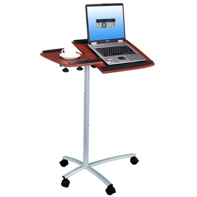 Techni Mobili tmb1003Adjustable Laptop Cart