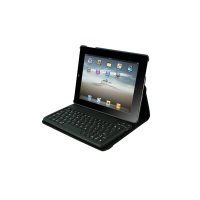 Techni Mobili 2COOL Duo-View iPad Case with Bluetooth Keyboard