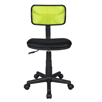 Techni Mobili Basic Mesh Task Chair with Adjustable Seat