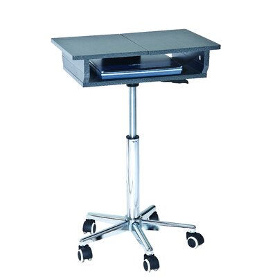 Techni Mobili Foldable Table Laptop Cart