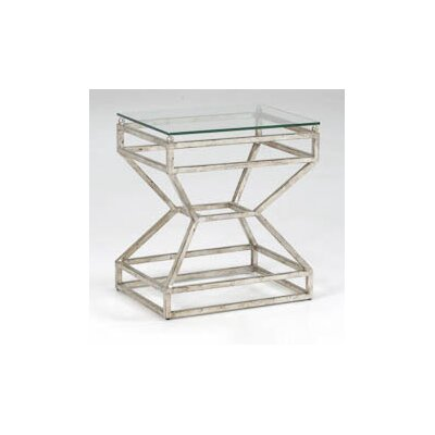 Chelsea House Trapezoid End Table