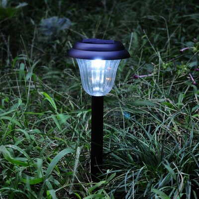 cap lighting mini solar 1 led light landscape lighting reviews. Black Bedroom Furniture Sets. Home Design Ideas