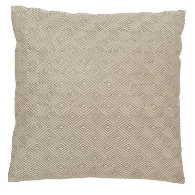Caravan Geo Embroidered Decorative Pillow