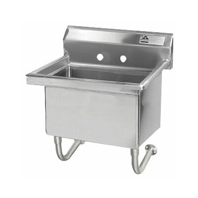 Advance Tabco Wall Mount Service Sink