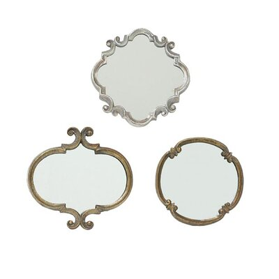 Selectives 3 Piece Meadow Mirror