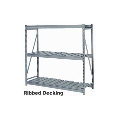"Lyon Workspace Products 3 Tier Rack Units - (96""W x 30"" D x 72""H)"