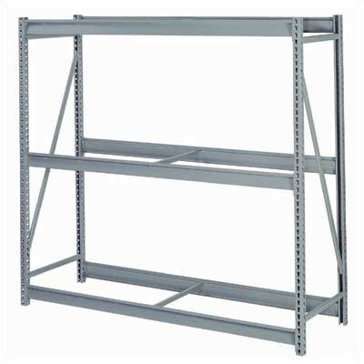 Lyon Workspace Products 3 Tier Rack Units - (72&quot;W x 36&quot; D x 72&quot;H)