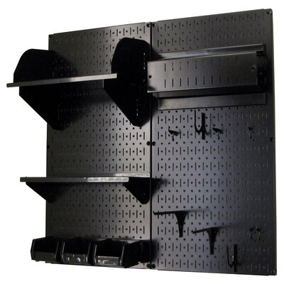 Wall Control Pegboard Hobby Craft Pegboard Organizer Storage Kit