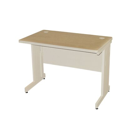 "Marvel Office Furniture Pronto 42"" School Training Table with Modesty Panel Back"