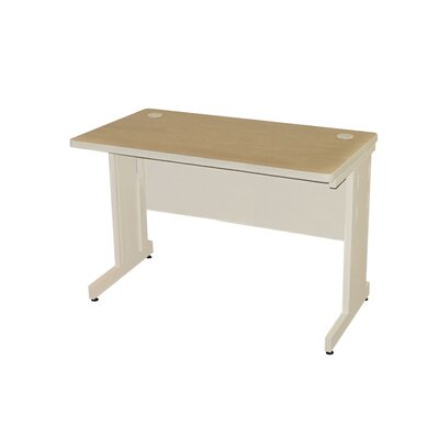 "Marvel Office Furniture Pronto 48"" School Training Table with Modesty Panel Back"