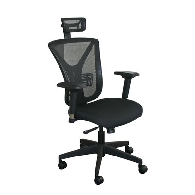 Marvel Office Furniture Executive Mesh Chair with Headrest