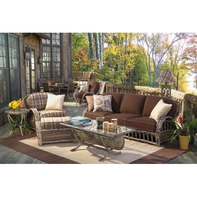 Whitecraft River Run Deep Seating Group with Cushions