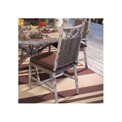 Whitecraft River Run Dining Side Chair with Cushion