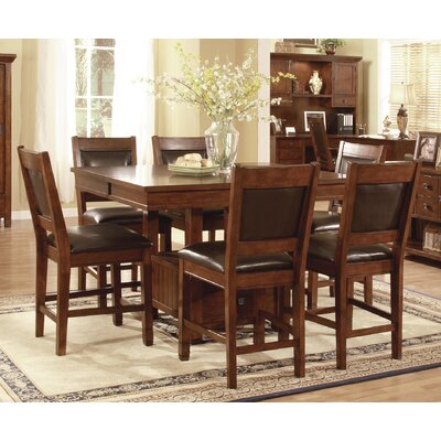 Legends Furniture Alpine Lodge Dining Table