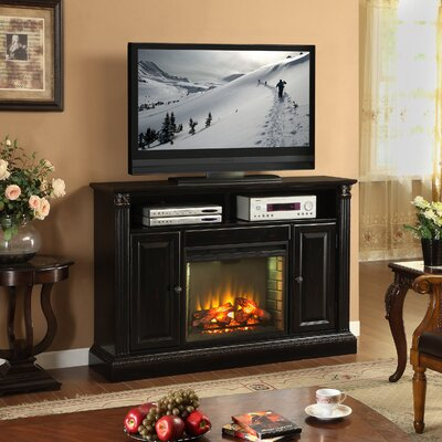 Mcintyre Electric Fireplace With Media Center Reviews