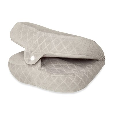 Ideal Comfort Memory Foam Universal Travel Pillow