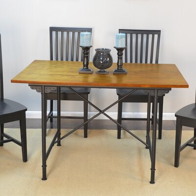 Macey Vintage Farmhouse Dining Table