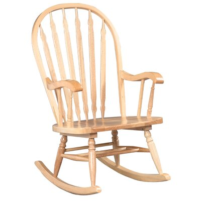 Carolina Cottage Windsor Rocking Chair