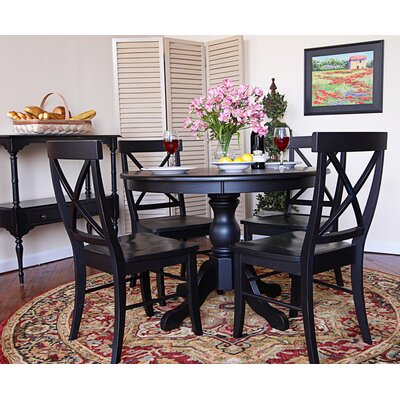 Carolina Cottage Essex 5 Piece Dining Set