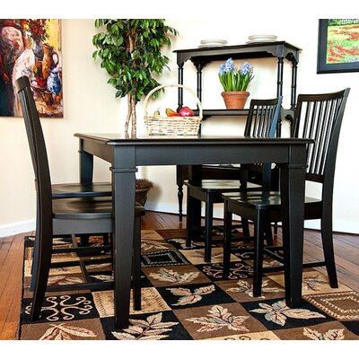 Carolina Cottage Hudson 5 Piece Dining Set