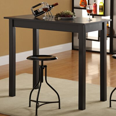 Carolina Cottage Café Counter Height Dining Table