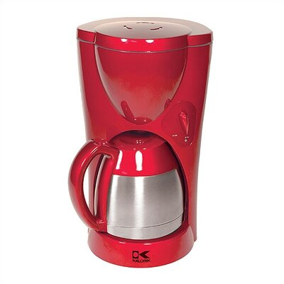 Kalorik Coffee Maker with Thermal Carafe