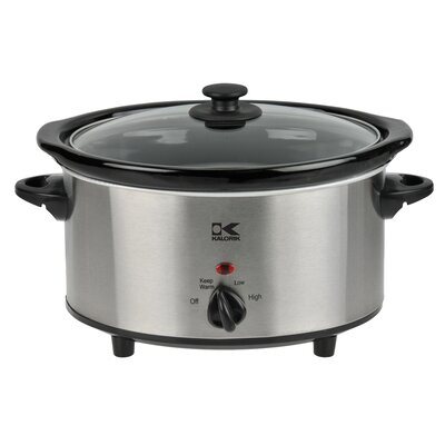 Kalorik Oval Slow Cooker