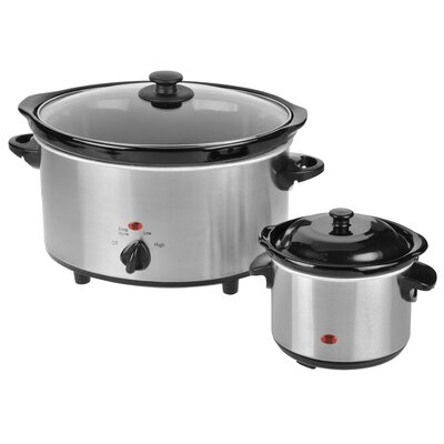 Kalorik 4.75-Quart Slow Cooker