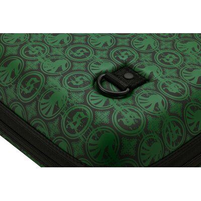 Slappa 360 Hardbody CD Case in Green Strike