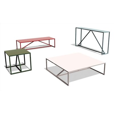 Blu Dot Strut Coffee Table Set