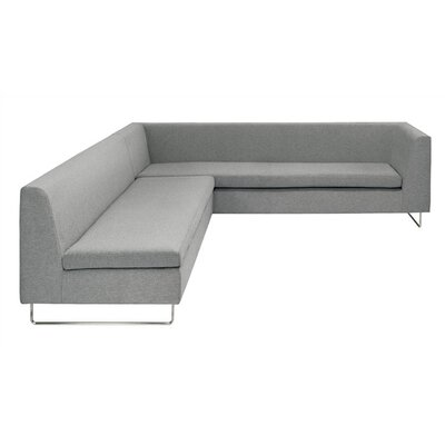 Blu Dot Bonnie and Clyde Sectional