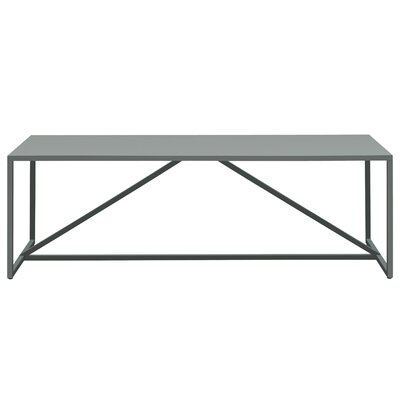 "Blu Dot Strut 74.5"" Table"