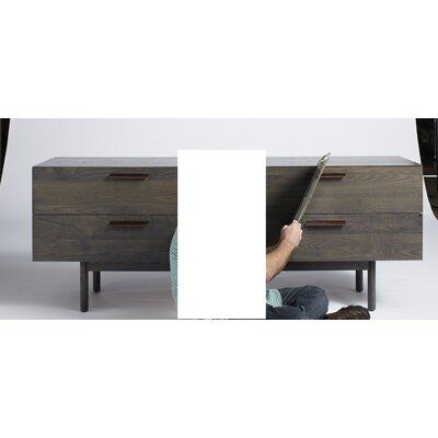 Blu Dot Shale 4 Drawer Dresser