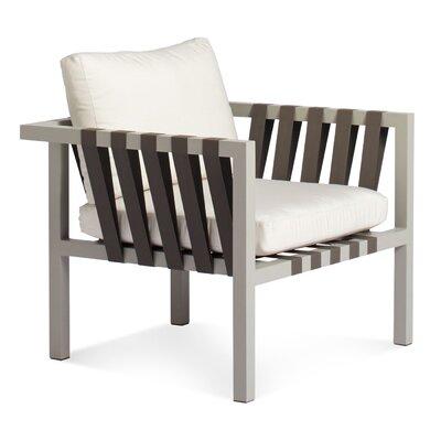 Blu Dot Jibe Outdoor Lounge Chair with Cushions