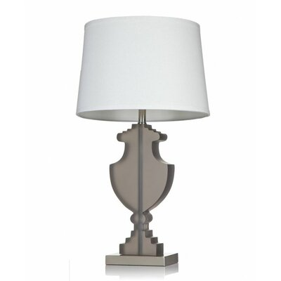 "Krush Kurve 28"" H Mina Table Lamp"