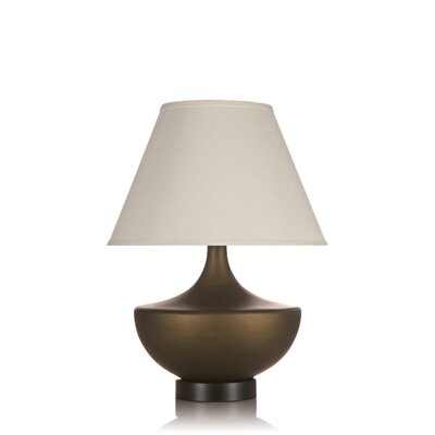 "Krush Davod 30"" H Table Lamp with Empire Shade"