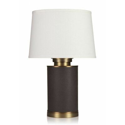 """Krush Aristocrat Windsor 22"""" H Table Lamp with Empire Shade"""