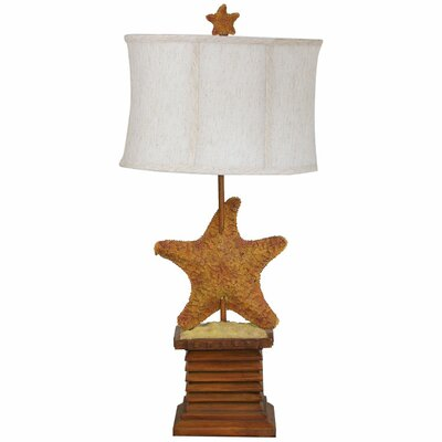 Island Way Starfish Table Lamp