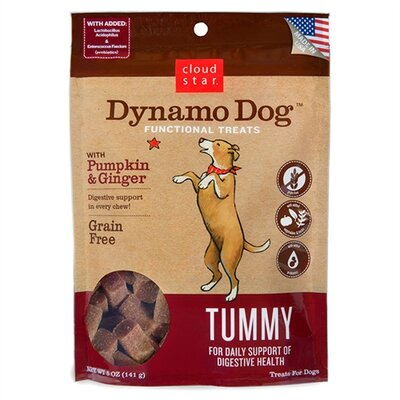 Cloudstar Dynamo Dog Tummy Dog Treat