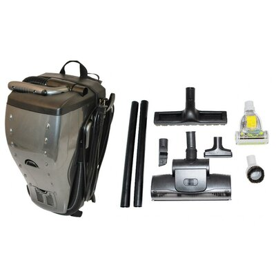 Gruene Back Up Back Pack Vacuum Multi Purpose Cleaning System