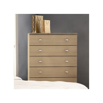 College Woodwork Fraser 5 Drawer Chest